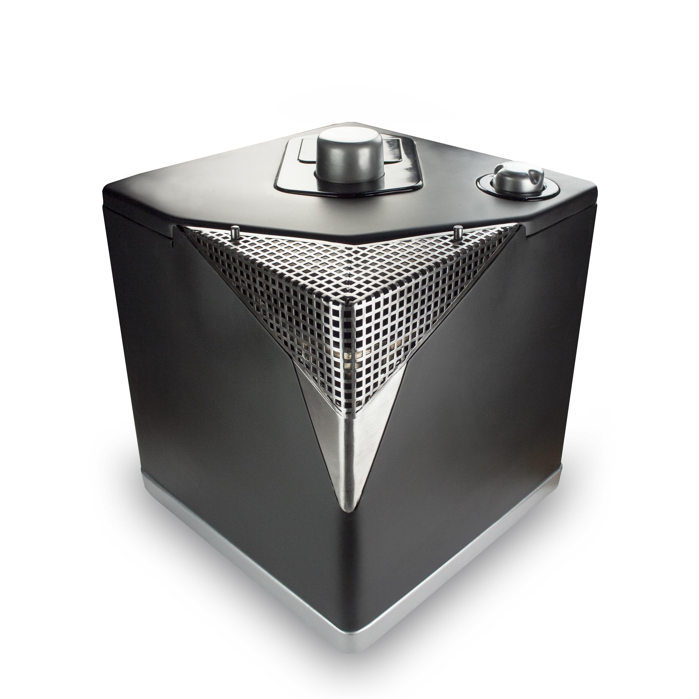 Calor Heat Cube Portable Gas Heater Gas On